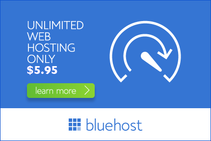 Cheap Hosting for WordPress & other websites - Bluehost