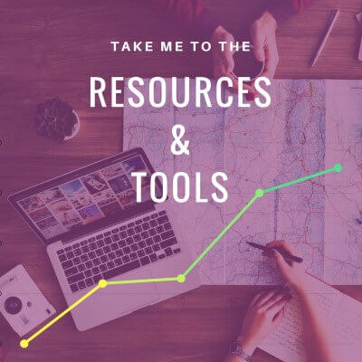 My Ultimate List of Digital Marketing Resources & Tools