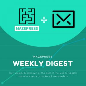 Mazepress Weekly Digest – The Robots are Coming!