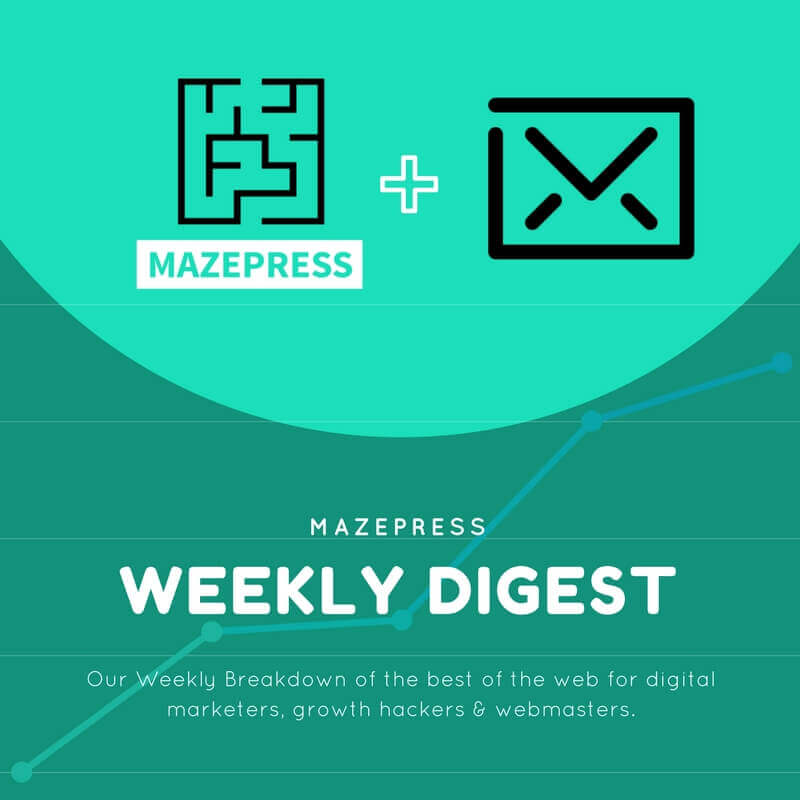 Weekly News for SEO, Social Media, Digital Marketing & Growth Hackers. Best Newsletter