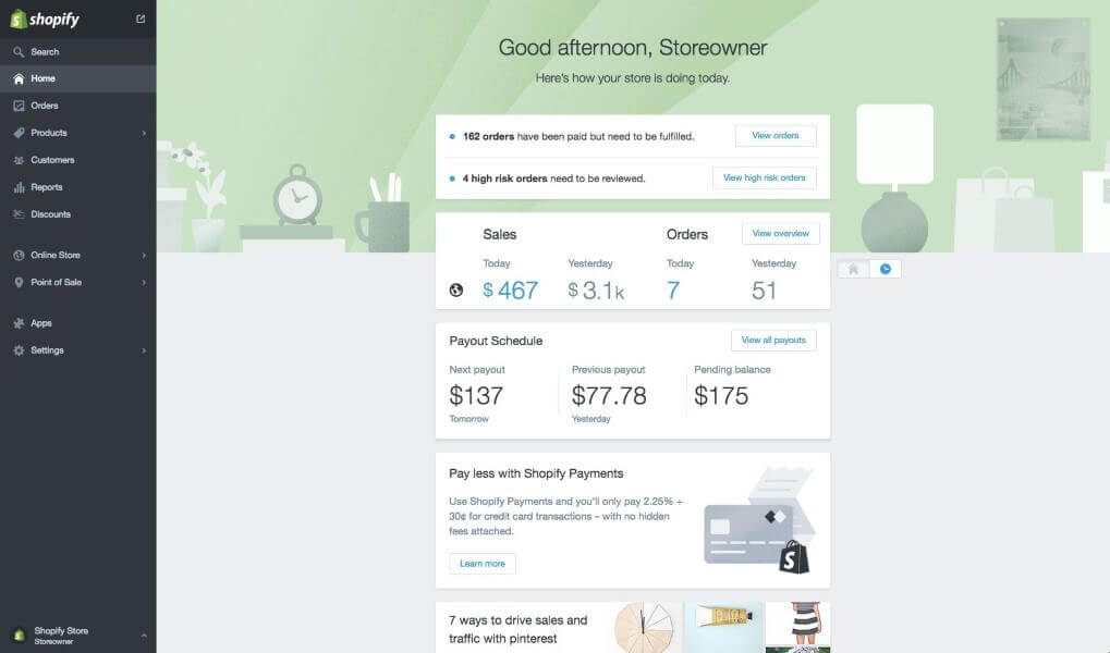Shopify Templates / Themes
