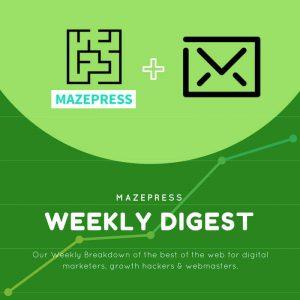 Mazepress Weekly Digest