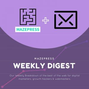 Mazepress Weekly Digest – Bitcoin, Shopify & Cognitive Biases