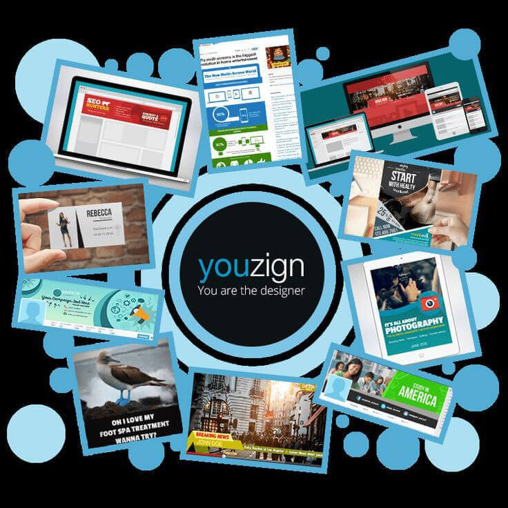 Web Design Software Best: YouZign Best Graphic Design Software