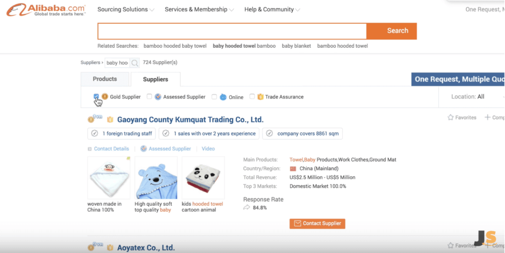 Sourcing Products on Alibaba for Amazon FBA