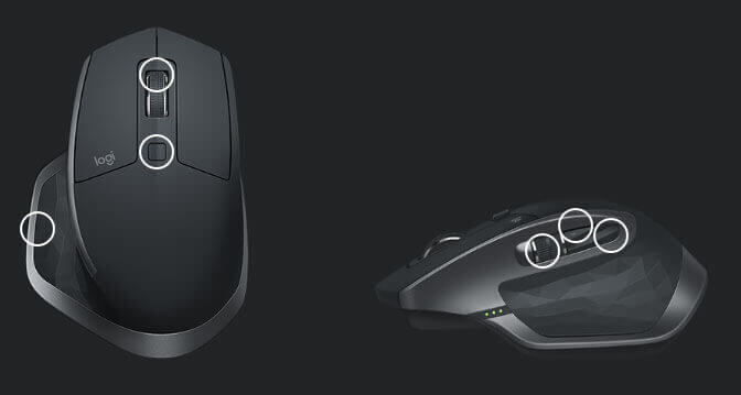 The most productive mouse! Logitech MX Master