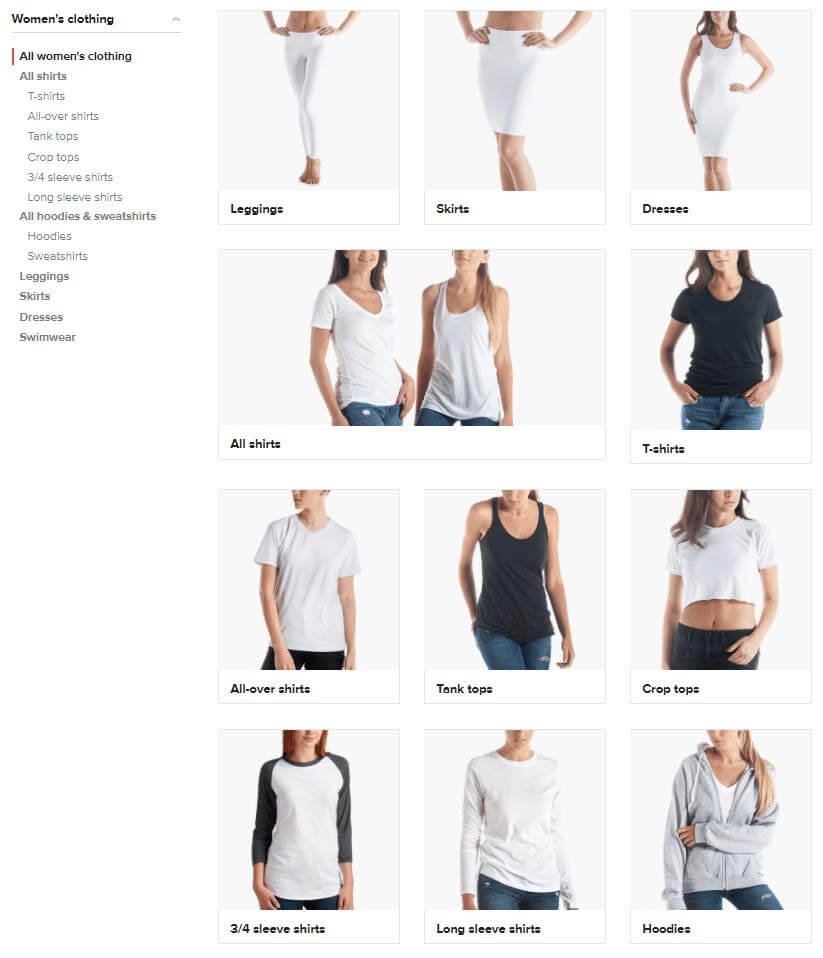 Best Merchandise Website