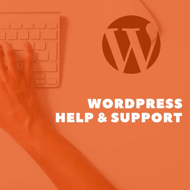 Wordpress Help & Support
