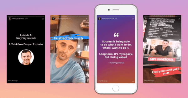Instagram Stories - Grow Your Instagram Followers