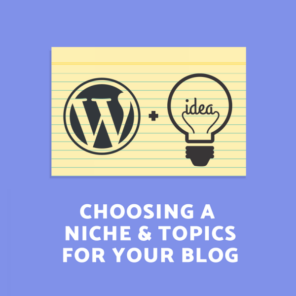 Blog Niche or Topics