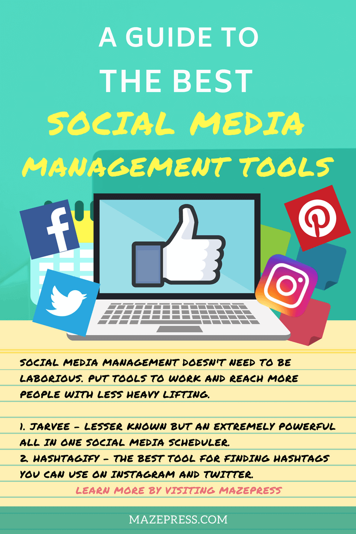 The Best Social Media Tools