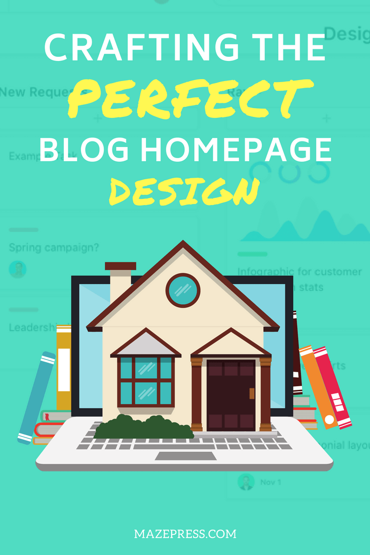 Crafting The Blog Homepage Design and Layout