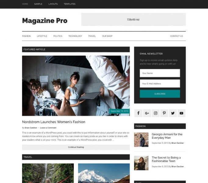 Magazine Pro