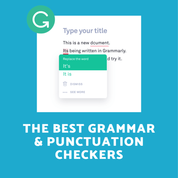 Best Grammar and Punctuation Checker Tools