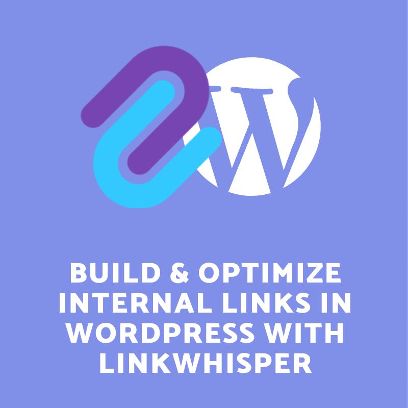 LinkWhisper Review Link Whisper