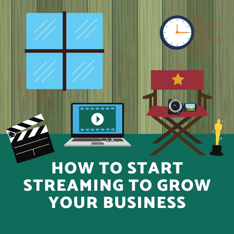 How to Start Streaming for our Business