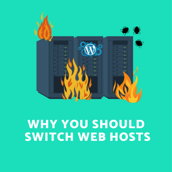 Why Switch Web Hosts