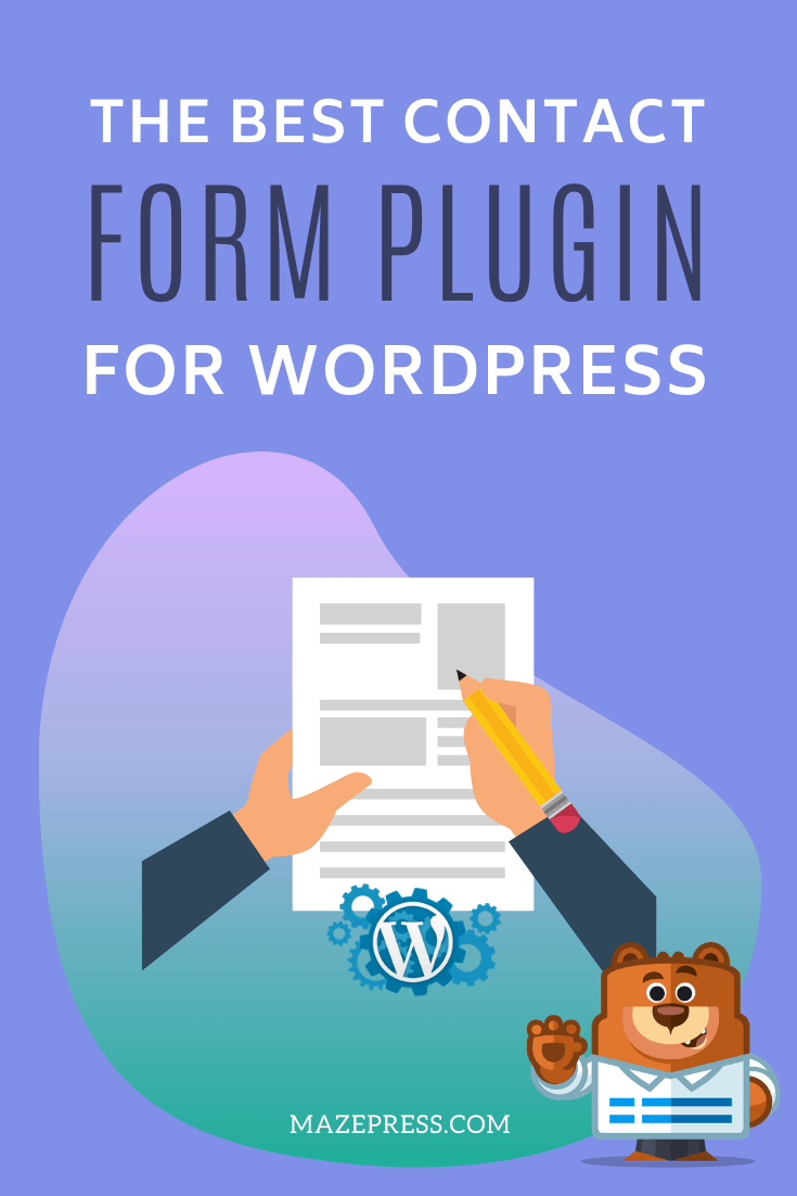 What's the Best WordPress Contact Form Plugin? WPForms
