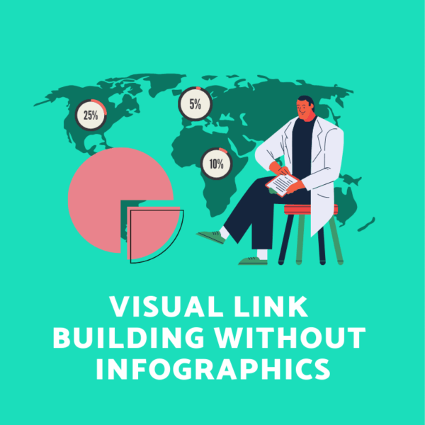 Visual Link Building without Infographics but instead using Interactive Maps