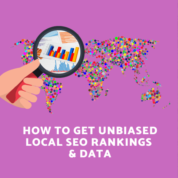 Local SEO Rankings Data
