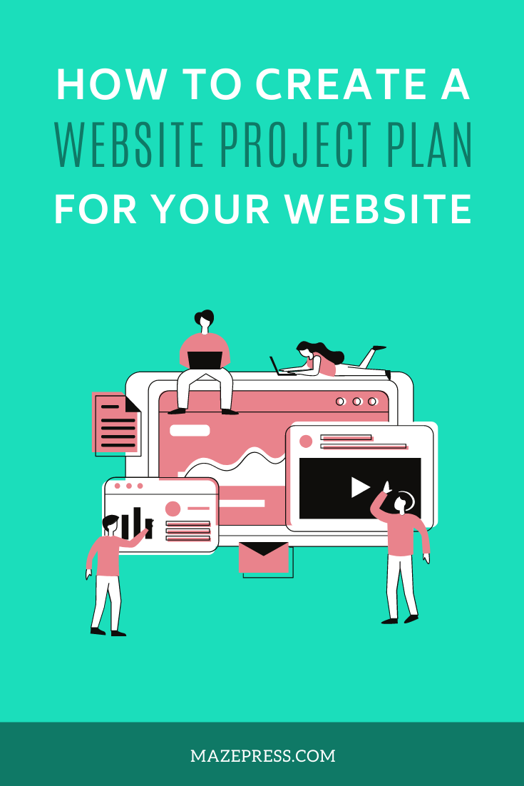 Creating a Website Plan and Brief for your New Website