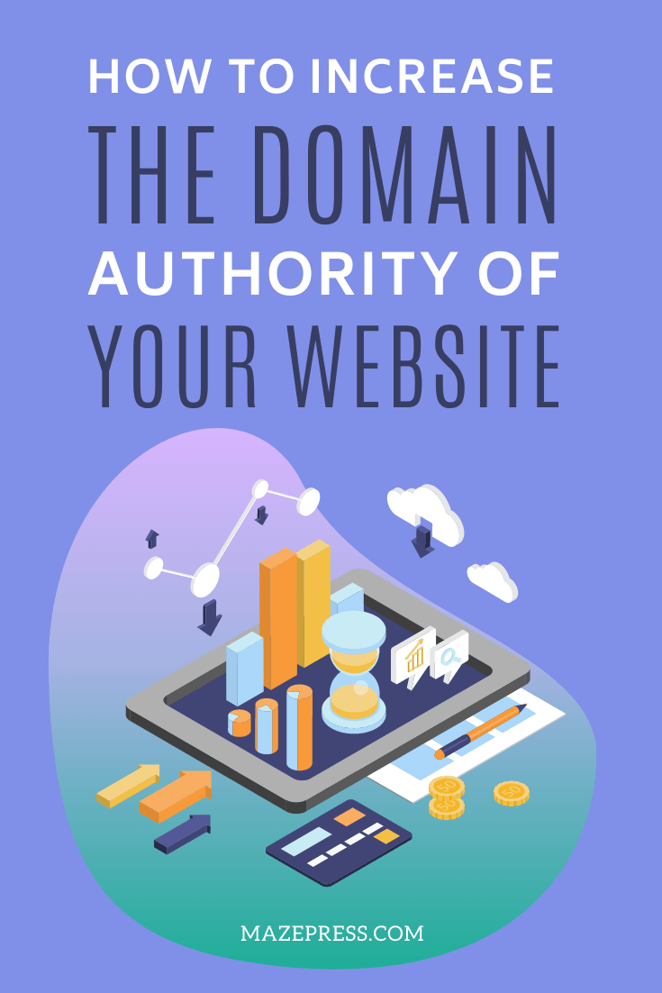 How t Increase The Domain Authority for your website or blog